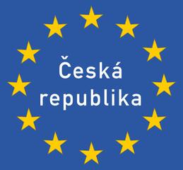 Grenzschild, Česká republika, Symbol