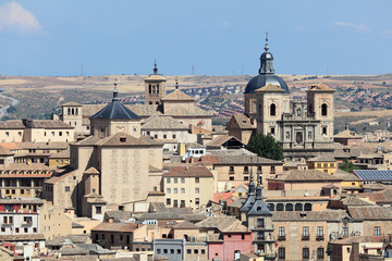 Old town of Toledo, Castilla-La Mancha, Spain