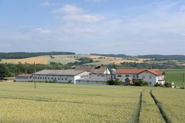 Bauernhof im Odenwald