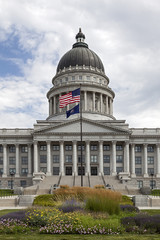 State Capitol of Utah at Salt Lake City, Utah