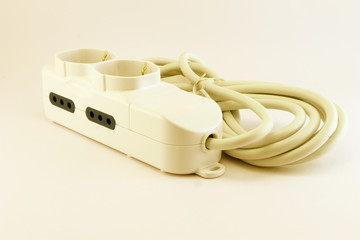 Electric power extension cord