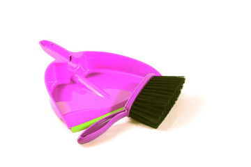 Dustpan to collect garbage