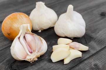Czech garlic