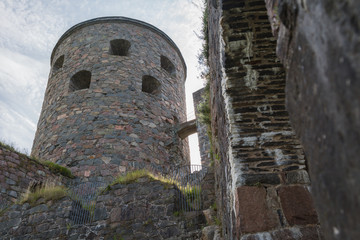 Turret of Bohus faestning
