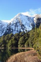 Lago espejo - Patagonia - Argentina