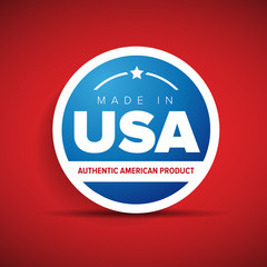 Made in Usa - authentic American product