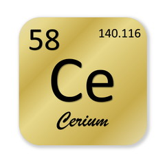 Cerium element