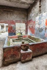ruins of Pompei, Italy