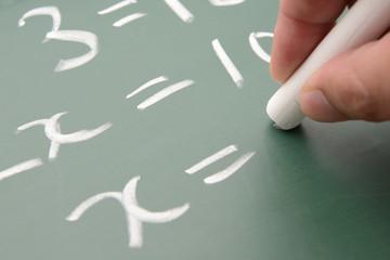 教育イメージ―数学の授業