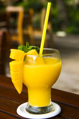 Fresh Mango juice - Thai Drink