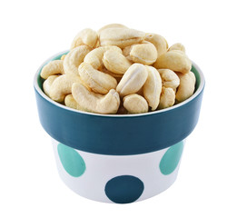 Cashew in a bowl