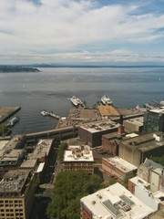 ferries of the Puget sound