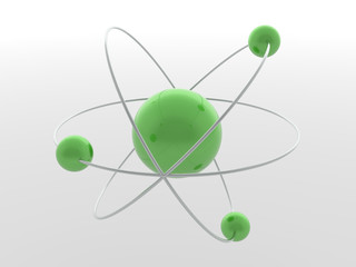Átomo verde