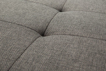 quilted furniture detail
