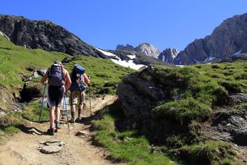 Ködnitztal, Berglandschaft, Großglockner