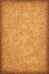 Antique Parchment Vivid Light Brown Grunge Texture