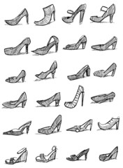 Shoe Background