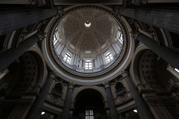 Dome, Basilica di Superga