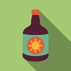 Tequila vector illustration