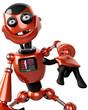 orage robot yeah