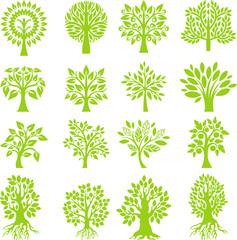 Green Tree setIII