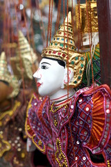 Thai Traditional Statue
