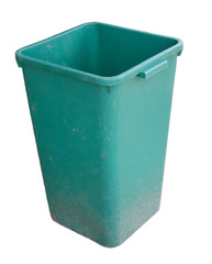 Green bin isolate