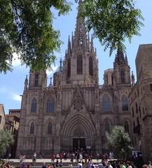 Catedral de Barcelona de Gaudi