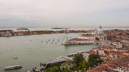 Venedig, historische Altstadt, Basilika, Canale Grande, Italien