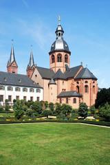Benediktinerabtei Seligenstadt - Einhard-Basilika - Bild 2