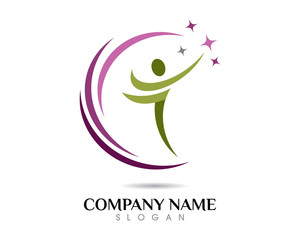 Dance people Logo