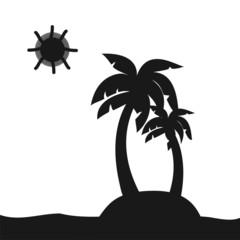 Isla SILUETA