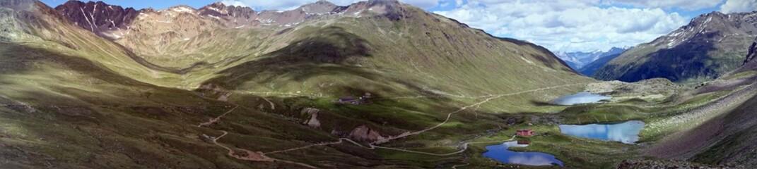 Laghetti della Val Viola di Bormio