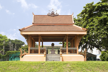 buddhism at thailand