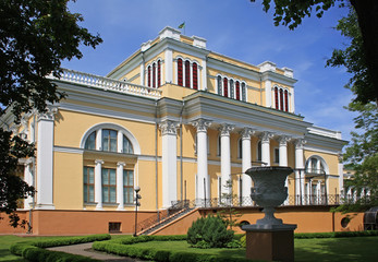 Palace in Gomel