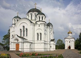 Saint Euphrosyne Monastery in Polotsk