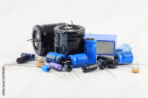Capacitors - 67680413