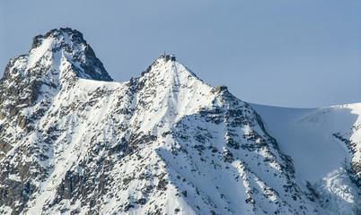 refuge on mont blanc