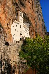 Upper church of Ostrog Monastery, Montenegro