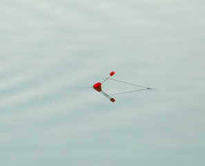 float for fishing on the water