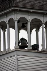 Historic Bell Tower on Bremerton Island