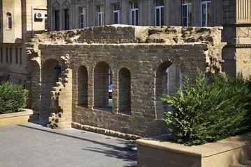 Icheri Sheher in Baku. Azerbaijan
