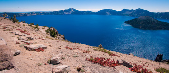 Central Oregon's Beautiful Crater Lake