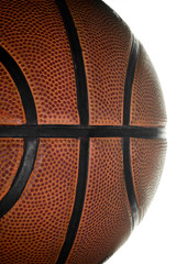 Basketball ball detail