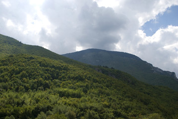 Prokletije Mountains, Pec, Kosovo