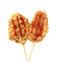 fried Popcorn chicken