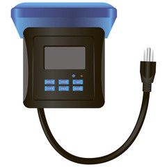 Digital Outlet Timer