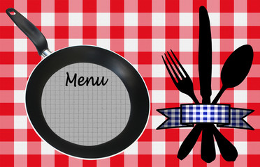 Cuisine de Chef - Restaurant - Menu