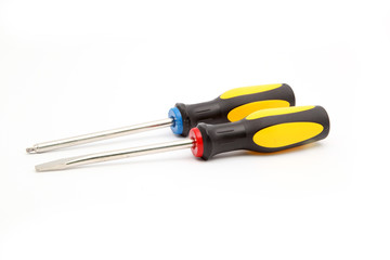 Two screwdrivers