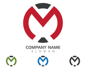 M logo Circle